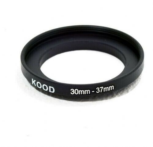 Kood Stepping Ring 30mm - 37mm Step Up Ring 30-37mm 30 - 37mm Ring